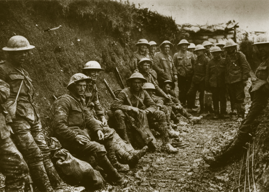 Irish Rifles 1 July 1916 at the Somme